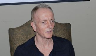 Phil Collen.  (Dave Kapp)
