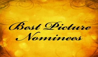 Best Picture Nominees Oscar