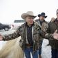 "Robert ""LaVoy"" Finicum, a rancher from Arizona, was killed under unclear circumstances during an altercation with Oregon police Tuesday. (Associated Press)"