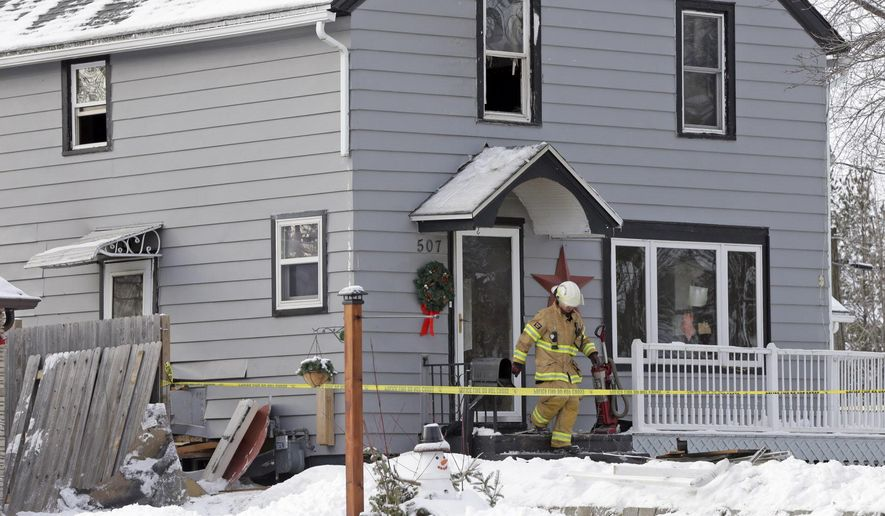 Sheboygan Falls Assistant Fire Chief Wade Ubbelohde Leaves