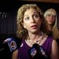 Democratic National Committee Chairwoman, Rep. Debbie Wasserman Schultz, is being criticized for sanctioning just six Democratic debates and has drawn a primary challenge in Florida for the first time since her election to the U.S. House. (Associated Press)