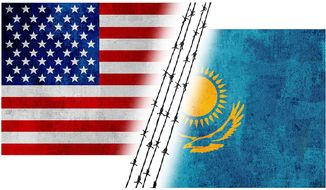 Diplomacy Based on Human Rights Perceptions Illustration by Greg Groesch/The Washington Times