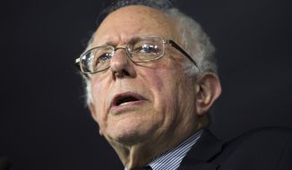 The campaign of Bernard Sanders said Tuesday that the Vermont senator will not participate in Thursday's planned debate unless Hillary Clinton agrees to further debates. (Associated Press)