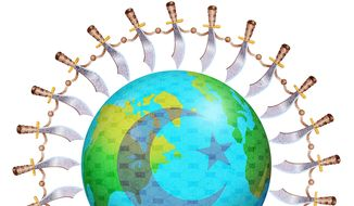 The Failure of Multiculturalism Illustration by Greg Groesch/The Washington Times