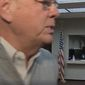 """Davidson County Election Commission Chairman Ron Buchanan has resigned after he was caught on camera calling a TV reporter a """"bitch,"""" but he remains unapologetic for the outburst. (WSMV-TV Channel 4)"""