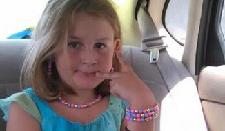 McKayla Dyer, 8, was shot and killed by her 11-year-old neighbor Benjamin Tiller in October. (Image: ABC)