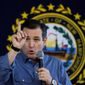 Donald Trump's accusations that fellow Republican presidential candidate Sen. Ted Cruz applied underhanded methods to win the Iowa caucuses may well harm Mr. Cruz's hopes to win the New Hampshire and South Carolina primaries. (Associated Press)
