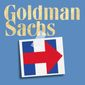 Illustration on the relationship between Hillary Clinton and Goldman Sachs by Alexander Hunter/The Washington Times