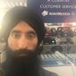 Aeromexico has apologized to Sikh designer and actor Waris Ahluwalia after he says he was barred from boarding his flight from Mexico City to New York because he refused to remove his turban during security screening. (Instagram/@House of Waris)