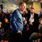 Ohio Gov. John Kasich, who claimed second place in the New Hampshire primary Tuesday, now must decide quickly on the states where he can compete and build a low-budget organization. He said he isn't worried about an attack against his campaign. (Associated Press)