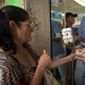 There is currently a shortage of eggs throughout Venezuela, with people waiting in line for at least an hour to buy them. The IMF said inflation would more than double in the economically struggling South American country in 2016. (Associated Press)
