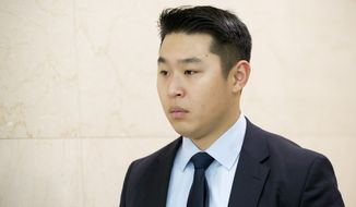 The jury convicted Officer Peter Liang of manslaughter Thursday evening after two full days of deliberation over the death of Akai Gurley. (Associated Press)
