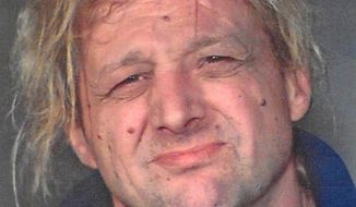 This image released by the Washington County, Minn., Sheriff's Department, shows Zdenko Jakisa,  who came to the U.S. as a refugee from war-torn Bosnia almost two decades ago. He will be deported for concealing a long criminal past in his home country, including the killing of an elderly Serbian neighbor, a federal judge said Thursday, Feb. 11, 2016. (Washington County Sheriff's Department/Star Tribune via AP)