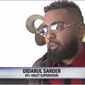 Didarul Sarder, 32, says he was fired from his job at a General Motors technical center in Michigan after he pulled a gun on woman who was stabbing another employee. (Image: Fox2)