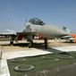 In this file photo, a Russian made Indian Air Force Sukhoi-30 fighter aircraft is seen on display at at Yelahanka air base on the outskirts of Bangalore, India. The Obama administration said Thursday, Feb. 18, 2016, that a proposed Russian sale of fighter jets to Iran would violate a U.N. arms embargo on Tehran, setting up another standoff related to last year's nuclear negotiations. A State Department spokesman said transferring the Sukhoi-30 jets, comparable to American F-15E fighter bombers, requires the U.N. Security Council's approval. (AP Photo/Aijaz Rahi, File) **FILE**