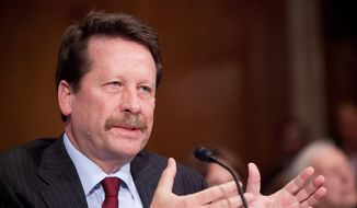The Senate voted on Monday to advance the nomination Dr. Robert Califf, President Obama's pick to lead the Food and Drug Administration. (Associated Press)