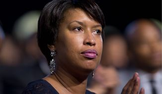 D.C. Mayor Muriel Bowser says District schools could be modeled on Cuban institutions. (Associated Press)