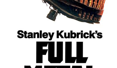"""Full Metal Jacket is a 1987 British-American war film directed and produced by Stanley Kubrick. The screenplay by Kubrick, Michael Herr, and Gustav Hasford was based on Hasford's novel The Short-Timers (1979). The film stars Matthew Modine, Adam Baldwin, Vincent D'Onofrio, R. Lee Ermey, Dorian Harewood, Arliss Howard, Kevyn Major Howard, and Ed O'Ross. Its storyline follows a platoon of U.S. Marines through their training and the experiences of two of the platoon's Marines in the Tet Offensive during the Vietnam War. The film's title refers to the full metal jacket bullet used by infantry riflemen. The film was released in the United States on June 26, 1987. The film received critical acclaim and an Academy Award nomination for Best Adapted Screenplay for Kubrick, Herr, and Hasford.[4] In 2001, the American Film Institute placed Full Metal Jacket at No. 95 in their """"AFI's 100 Years...100 Thrills"""" poll"""