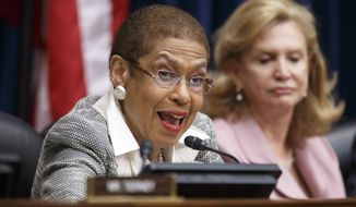 D.C. Delegate Eleanor Holmes Norton will head a congressional delegation to Flint next month to gather information about the city's tainted water supply. (Associated Press)