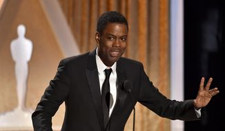 Chris Rock will host the Academy Awards Sunday.  (eonline.com)