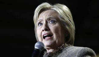 "The State Department on Monday deemed 23 more of former Secretary Hillary Clinton's emails ""secret,"" bringing to 45 the total number of messages given the second-highest level of classification the government can bestow. (Associated Press)"