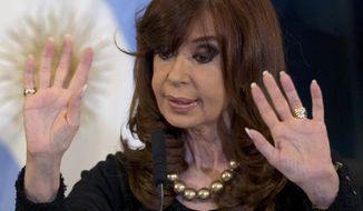 Sensational testimony from a key witness last week put Cristina Fernandez back in the crosshairs of the investigation into the death of Alberto Nisman, the federal prosecutor whose body was found in January 2015 days after he accused Ms. Fernandez of a cover-up of Iran's suspected involvement in a 1990s terrorist bombing in the heart of the Argentine capital. (Associated Press)