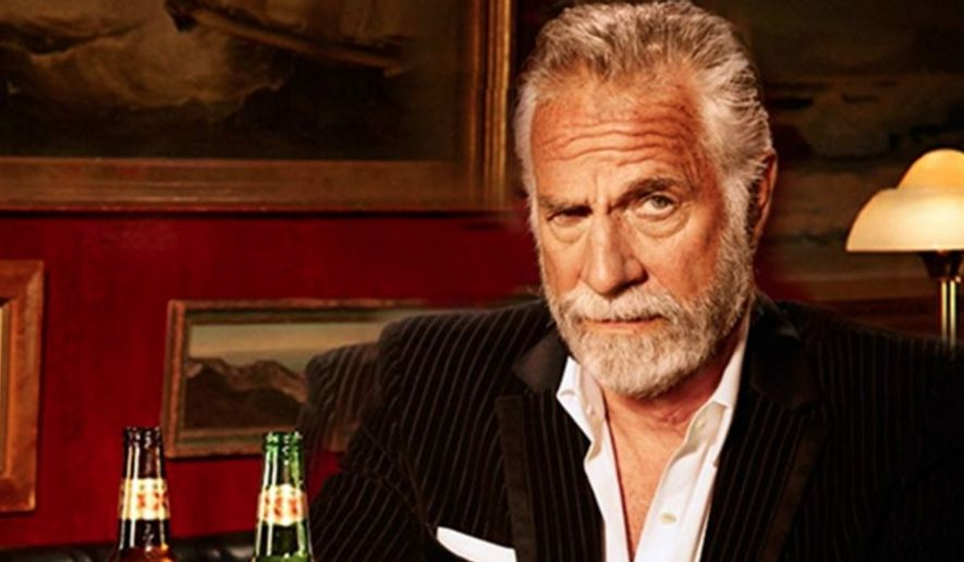 Dos Equis Man Stay Thirsty