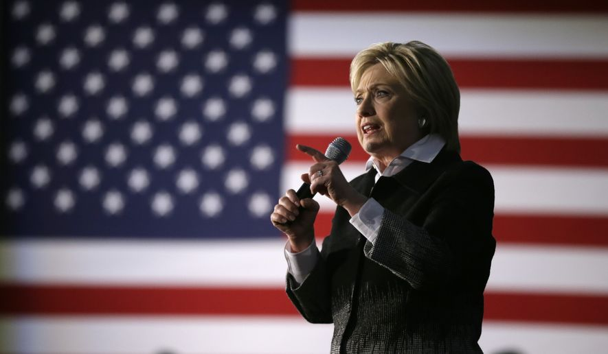 Exit polls in Michigan reveal trends that should concern Hillary Clinton. According to NBC News surveys, 81 percent of voters ages 18 to 29 broke for Sen. Bernard Sanders, and they made up about 20 percent of the Michigan electorate. Mr. Sanders also won 55 percent of voters ages 30 to 44. (Associated Press)