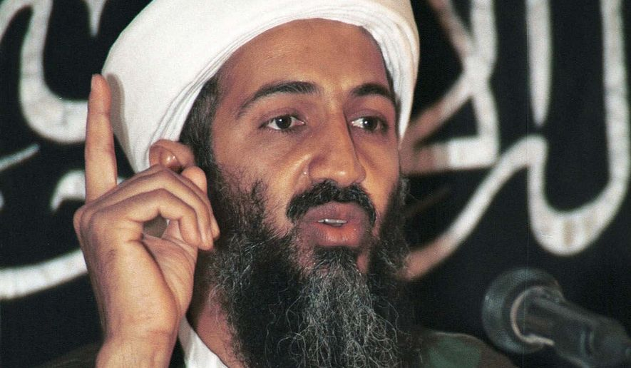 "Osama bin Laden wrote in 2010 in a letter to an ally: ""As it pertains to the brothers coming from Iran, I think that at this stage they are in safe places outside the areas of bombardment."" (Associated Press)"