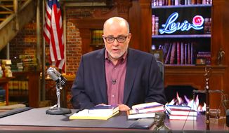 Mark Levin has endorsed Sen. Ted Cruz for president (LevinTV)