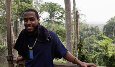 While At Randolph-Macon, Officer Colson was active in a Brothers 4 Change, a group that undertook community service projects. He sang in the Ujima Gospel Choir, traveled to Ghana as part of a school trip and volunteered for Habitat for Humanity. (Randolph-Macon)