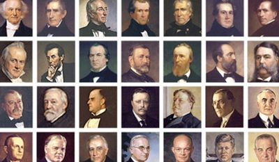 Do you know which United States President is credited with these famous quotes?