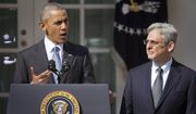 President Obama is on a media blitz to pressure the Senate Republican leadership to schedule a confirmation hearing and vote on Judge Merrick Garland, who has been waiting seven weeks for action. (Associated Press/File)