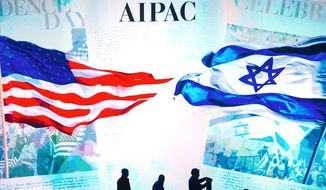 The American Israel Public Affairs Committee will welcome 18,000 guests to its three-day policy conference, which begins Sunday in the nation's capital.