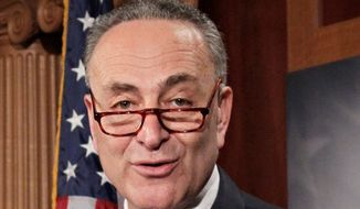 Sen. Chuck Schumer (Associated Press)