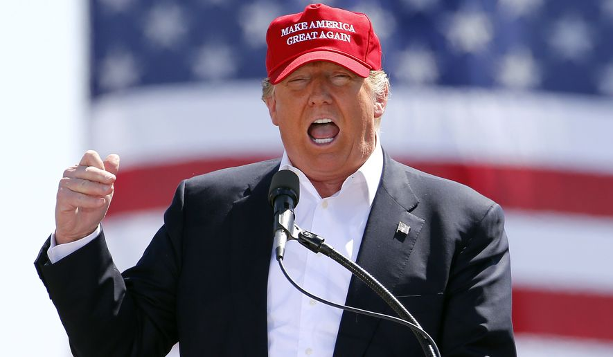 Unfortunately for Donald Trump, the front-runner heading into a contested Republican convention has never won the White House and most of the time does not even secure the party's nomination. (Associated Press)
