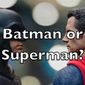 Can you pick the right super hero based on one clue?
