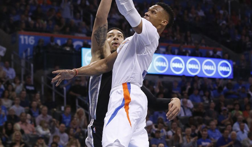russell westbrook stunningly left - photo #42