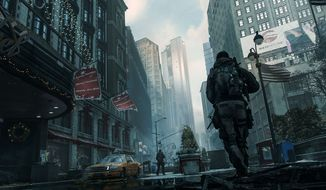 A near desolate and bleak New York City greets agents in the third person shooter Tom Clancy's The Division.