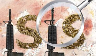 FBI Prevention Mission Illustration by Greg Groesch/The Washington Times