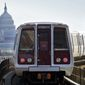 No Metro trains or buses will be in service Saturday or Sunday in the D.C. region, the transit authority announced Thursday ahead of an impending snow storm. (Associated Press)