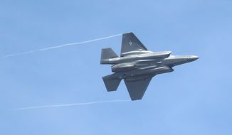 The F-35 program will spend $1.13 trillion to buy and service more than 2,400 aircraft until 2070. Each F-35 costs about $100 million. The jet is needed to replace older, less-capable warplanes. (ASSOCIATED PRESS)