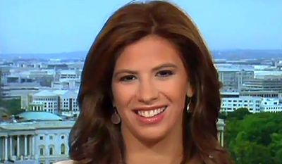 Former Breitbart News reporter Michelle Fields said Wednesday that she was forced to temporarily move out of her D.C.-area apartment after Fox News and BuzzFeed accidentally published her address online. (Facebook/@Michelle Joann Fields)