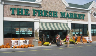 The Fresh Market has asked its customers not to carry guns in its stores. (Image: Charlotte Observer)