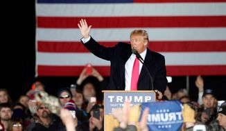Republican presidential hopefuls and other party operatives are seeking ways to sway party delegates away from front-runner Donald Trump. (Associated Press)