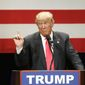 Republican presidential candidate Donald Trump vows to put states in play that the GOP hasn't won in a generation. (Associated Press)
