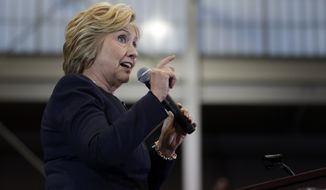 A Wisconsin loss wouldn't put much of a dent in Hillary Clinton's significant edge in the all-important delegate race, but it would give the Sanders campaign additional momentum and could again highlight the problems the former secretary of state is encountering as she tries to win over progressive Democrats. (Associated Press)