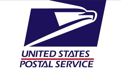 What does the US Postal Service charge on its website to update your mailing address?