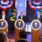 The Fox Business Network stages a second forum for third-party candidates on Friday, moderated by prime-time host John Stossel. (Fox Business Network)