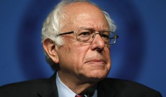 Sen. Bernard Sanders has publicly urged Hillary Clinton supporters to defect, and his supporters have taken up the cry, particularly in states the senator won at the ballot box or caucuses. (Associated Press)